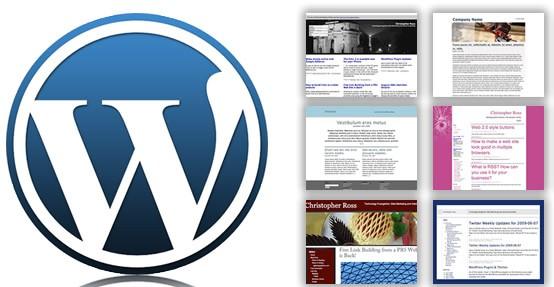 Post image for WordPress mint CMS tartalomkezelő rendszer